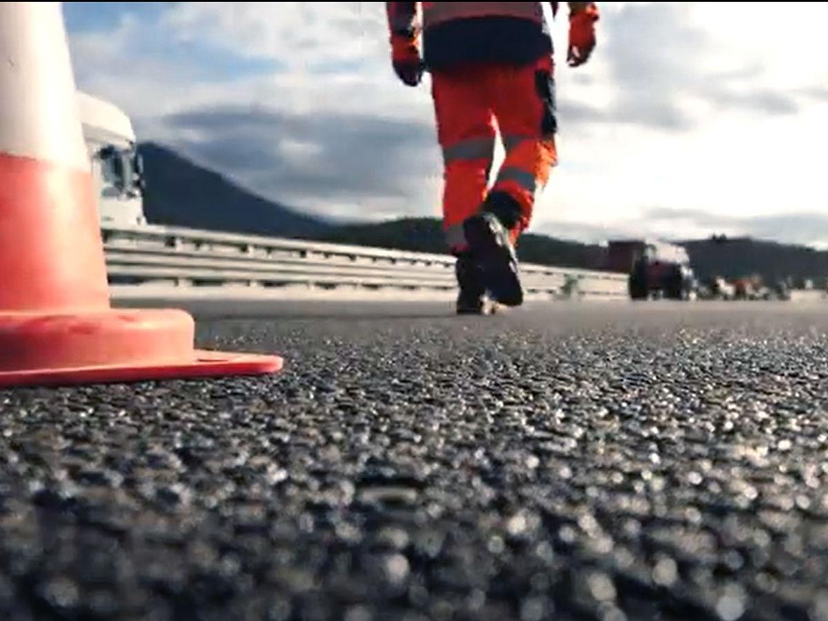 A9 le Boulou realisation autoroute