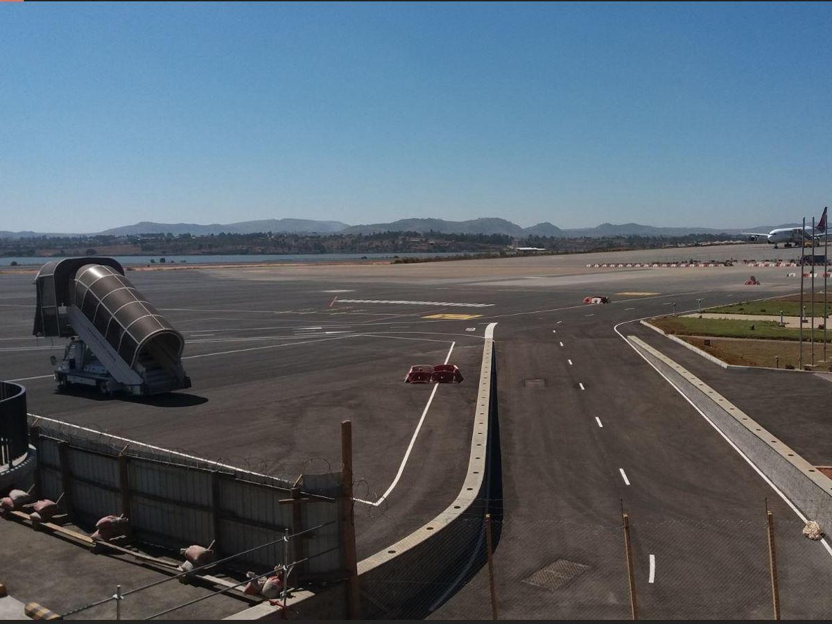aéroport Madagascar