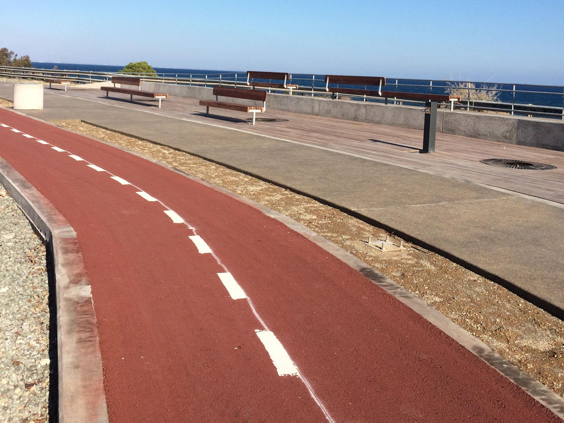 piste vélo Chypre